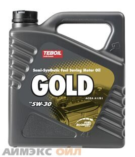 Gold 5W-30