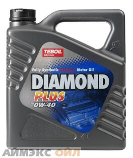 Diamond Plus 0W-40