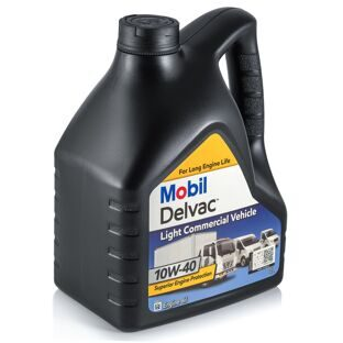 Mobil Delvac Light Commercial Vehicle (LCV) 10W-30